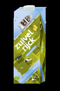 Zuivelrijck - halfvolle melk_side